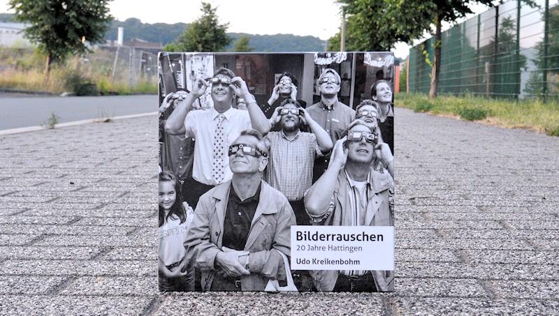 """Fotoband """"Bilderrauschen - 20 Jahre Hattingen"""" von Udo Kreikenbohm, ISBN 9783000566073"""
