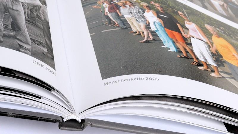 """ISBN 9783000566073, Fotoband """"Bilderrauschen - 20 Jahre Hattingen"""" von Udo Kreikenbohm"""