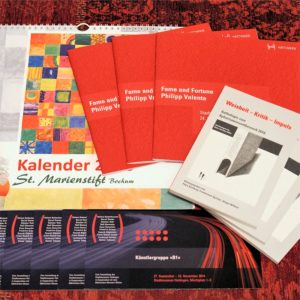 Flyer und Einladungskarten, Visitenkarten, Plakate, Kalendergestaltung und Buchlayout aus Hattingen