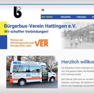 Webdesign mit WordPress, Webseitenpflege, Erstellung von Webseiten-Inhalten und Content-Management aus Hattingen